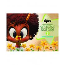 Projeto Ápis Natureza e Sociedade Volume 3 - Impresso - Aluno