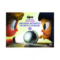 Projeto Ápis Educação Infantil - Volume 3 - Versão reformulada 2018 - Impresso- Aluno