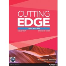 Cutting Edge Elementary - Student's Book With DVD - Third Edition