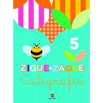 Coleção Zigue-zague Caligrafia - 5º ano