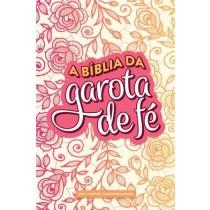 A Biblia Da Garota De Fe - Nvt - Rosas567745.9