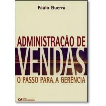 Administracao De Vendas - O Passo Para A Gerencia170557.1