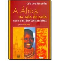 Africa Na Sala De Aula, A - Visita A Historia Contemporanea104793.5