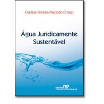 Agua Juridicamente Sustentavel166486.7