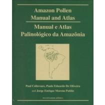 Amazon Pllen Manual And Atlas - Pollen And Atlas814739.6