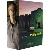 America De Philip Roth, A - Caixa Com Dois Volumes561040.0