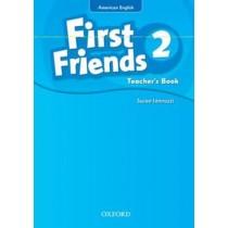 American English First Friends 2 Tb - 1St Ed240941.0