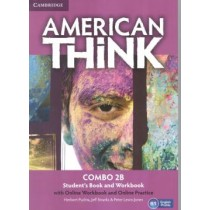 American Think 2B Combo Student´S Book  With Online Workbook And Online Practice - 1St Ed407804.5