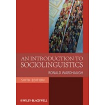 An Introduction To Sociolinguistics - 6Th Ed854600.7