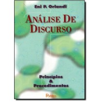 Analise De Discurso - Principios & Procedimentos 12° Edicao