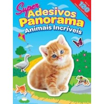 Animais Incriveis - Super Adesivos Panorama531759.2