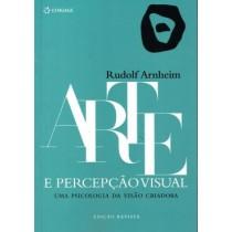 Arte E Percepcao Visual - Uma Psicologia Da Visao Criadora - 2ª Ed530742.2