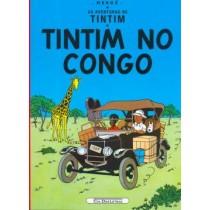 Aventuras De Tintim, As - Tintim No Congo105328.0