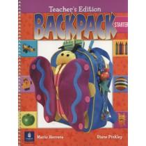 Backpack Teacher´S Book Starter227685.2