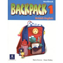 Backpack Workbook 1 (British English)246471.3