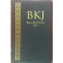Biblia King James Fiel 1611 - Ultrafina Preta