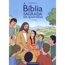 Biblia Sagrada Em Quadrinhos, A403608.2