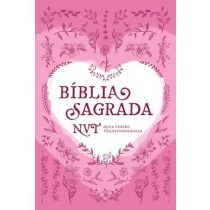 Biblia Sagrada Nvt - Coracao Rosa568704.7