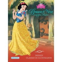Branca De Neve - Disney Classicos Ilustrados407567.2
