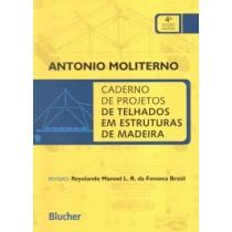 Caderno De Projetos De Telhados Em Estruturas De Madeira - 4ª Edicao109504.8