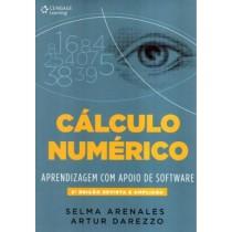 Calculo Numerico Aprendizagem Com Apoio De Software - 2ª Ed243536.5