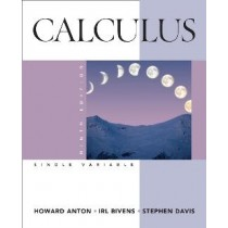 Calculus Late Transcendentals Single Variable - 9Th Ed810810.6