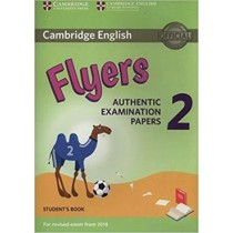 Camb Young Learners Flyers 2 Revised Exam 2018 Sb255666.9