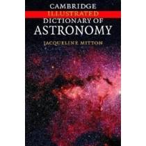 Cambridge Illustred Dictonary Of Astronomy814110.1