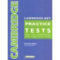 Cambridge Ket Practice Tests Student´S Book296968.8
