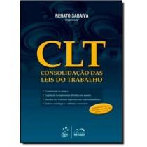 Clt - Consolidacao Das Leis Do Trabalho - 3ª Edicao167028.1