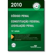 Codigo Penal - Rt Codigos - 15ª Edicao110935.9