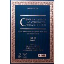 Comentarios Ao Codigo Civil Brasileiro - Vol. Xi - Tomo I - Arts. 1196 A 1224134342.4