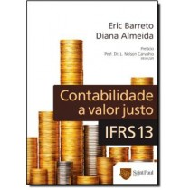 Contabilidade A Valor Justo - Ifrs 13501887.0