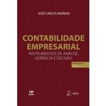 Contabilidade Empresarial - Instrumentos De Analise, Gerencia E Decisao - 18ª Ed557829.1