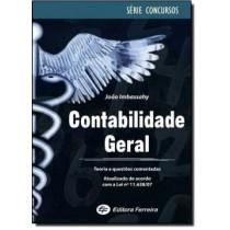 Contabilidade Geral - Teoria E Questoes Comentadas115287.4