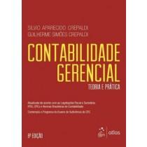 Contabilidade Gerencial - Teoria E Pratica - 8ª Ed535386.6