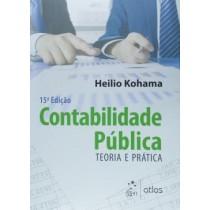 Contabilidade Publica - Teoria E Pratica - 15ª Ed528611.5