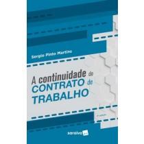 Continuidade Do Contrato De Trabalho, A - 2ª Ed433577.2
