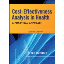 Cost-Effectiveness Analysis In Health - 2Nd Ed723706.4