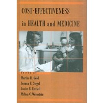 Cost Effectiveness In Health And Medicine772008.4
