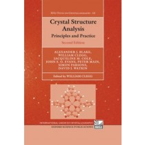 Crystal Structure Analysis - 2Nd Ed772099.2
