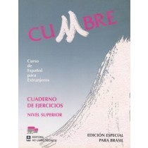 Cumbre 3 Nivel Superior - Cuaderno De Ejercicios (Edicion Especial Para Brasil)209230.1