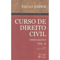 Curso De Direito Civil Vol. 2 - Obrigacoes - 4ª Edicao179866.9