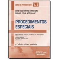 Curso De Processo Civil - Vol. 5 - Procedimentos Especiais - 4ª Ed505248.3