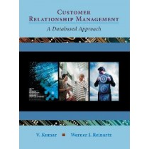Customer Relationship Management : A Databased Approach762314.3
