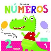 Dedinhos Espertos - Aprenda Os Numeros423414.4
