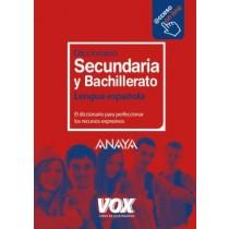 Diccionario De Secundaria Y Bachillerato De Lengua Espanola228019.1