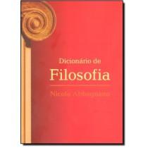 Dicionario De Filosofia - 6º Edicao231057.0