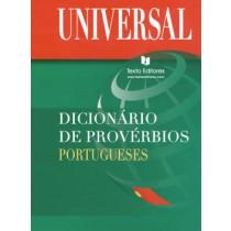 Dicionario De Proverbios Portugueses170564.4