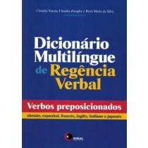 Dicionario Multilingue De Regencia Verbal510138.7